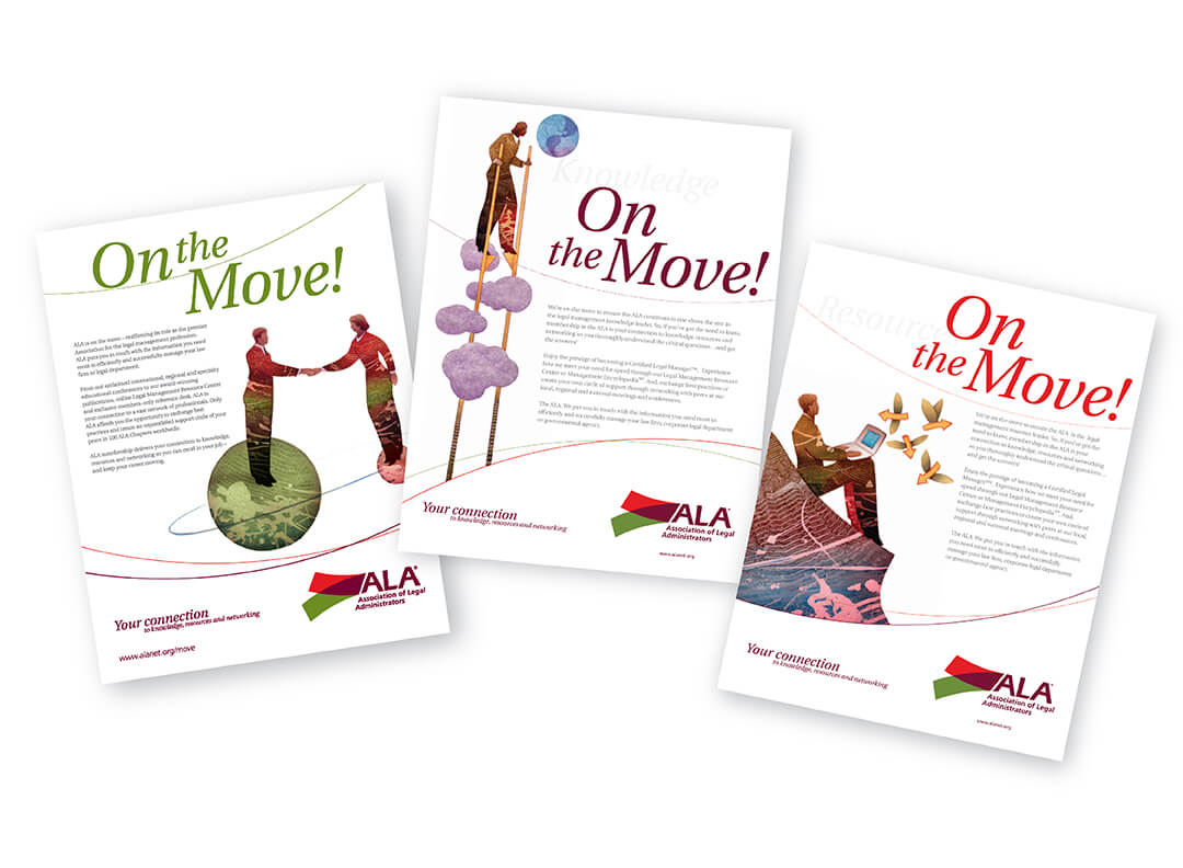 advertising campaign and marketing collateral design